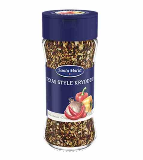 Bilde av Santa maria texas style krydder.