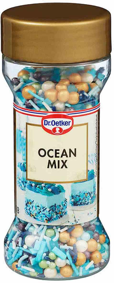 Bilde av DrOetker ocean mix strøssel.