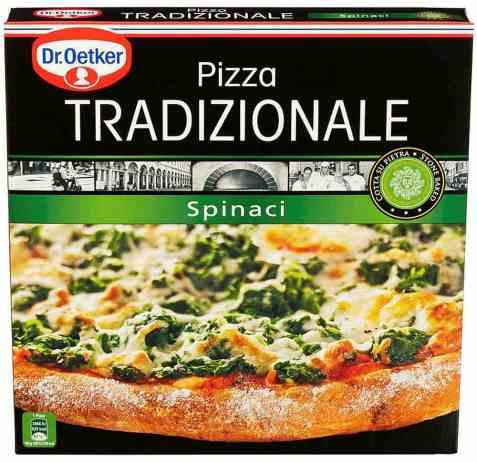 Bilde av DrOetker Tradizionale spinaci.