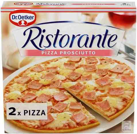 Bilde av DrOetker Ristorante Prosciutto 2 pack.