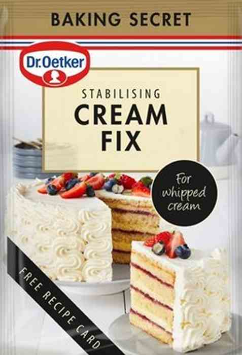 Bilde av DrOetker Cream Fix.