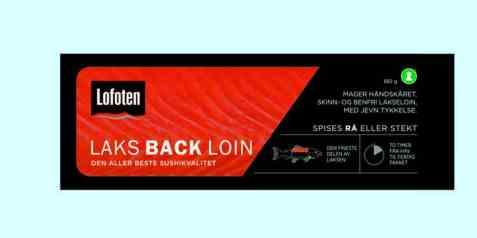 Bilde av Lofoten Back Loin.