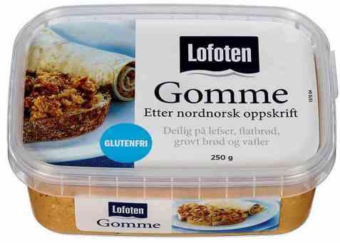 Bilde av Lofoten Hjemmelagde Gomme.