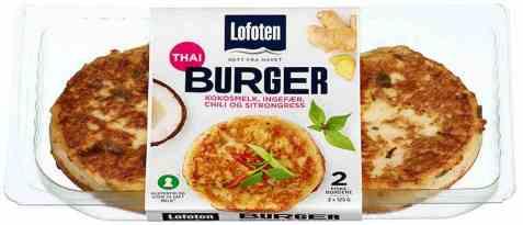 Bilde av Lofoten thaiburger 250 gr.