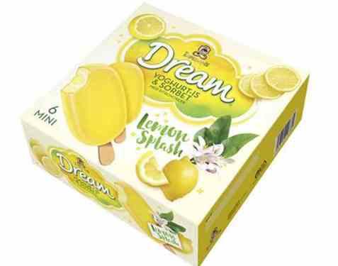 Bilde av Diplom-is dream lemon splash mini 6pak.