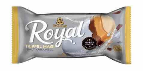 Bilde av Diplom-is royal trippel magi.