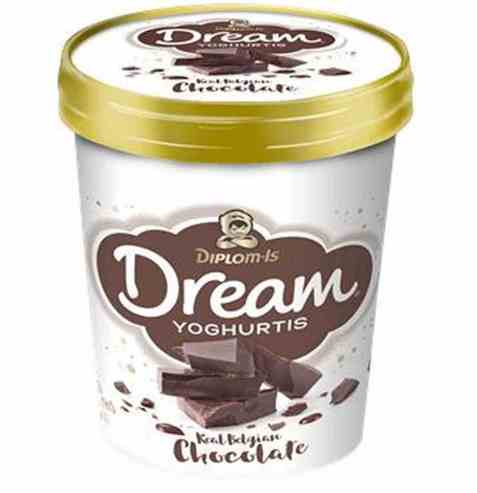 Bilde av Diplom-is Dream Real Belgian Chocolate.