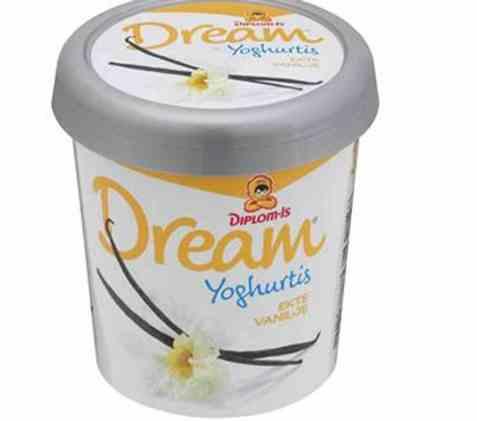 Bilde av Diplom-is dream ekte vanilje.