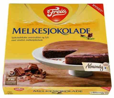 Bilde av Almondy freia melkesjokolade.