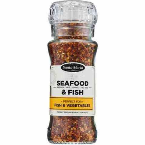 Bilde av Santa maria Seafood & Fish.