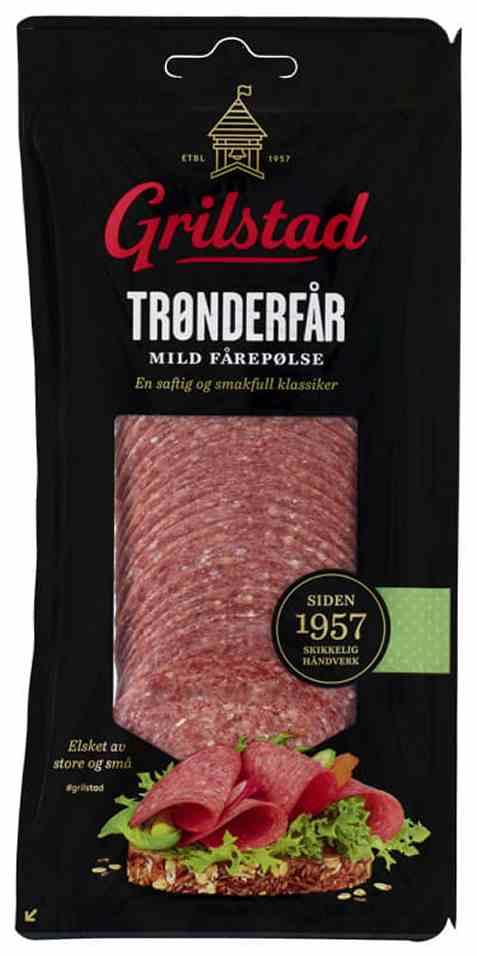 Bilde av Grilstad trønderfår 170 gr.