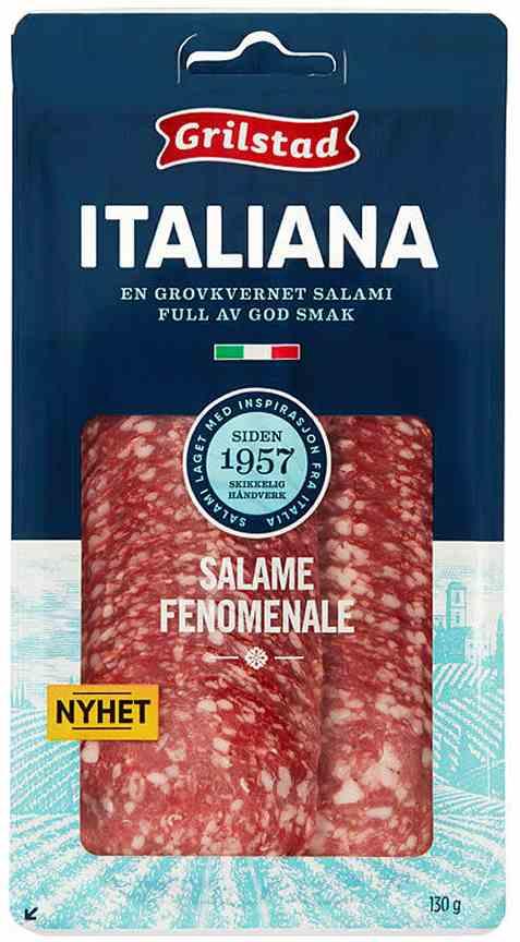 Bilde av Grilstad Italiana salami.