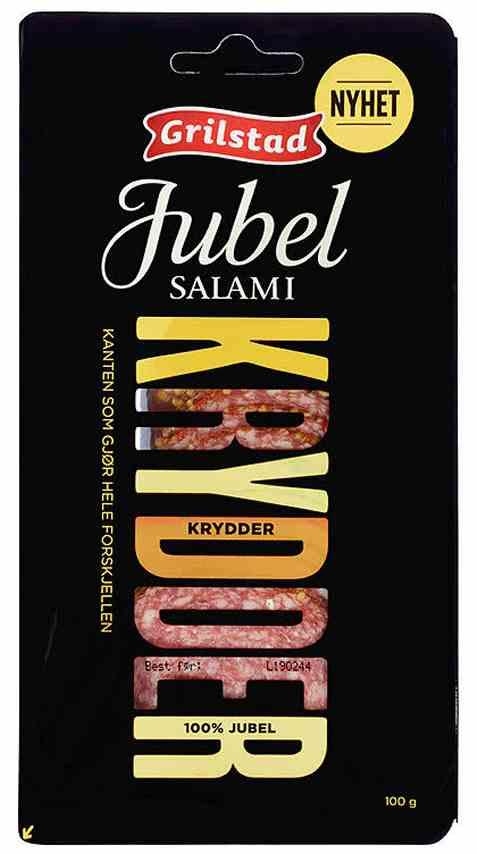 Bilde av Grilstad jubelsalami krydder.