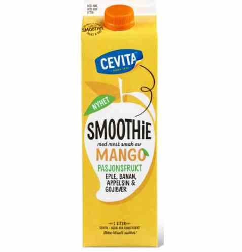 Bilde av Cevita smoothie mango pasjonsfrukt.