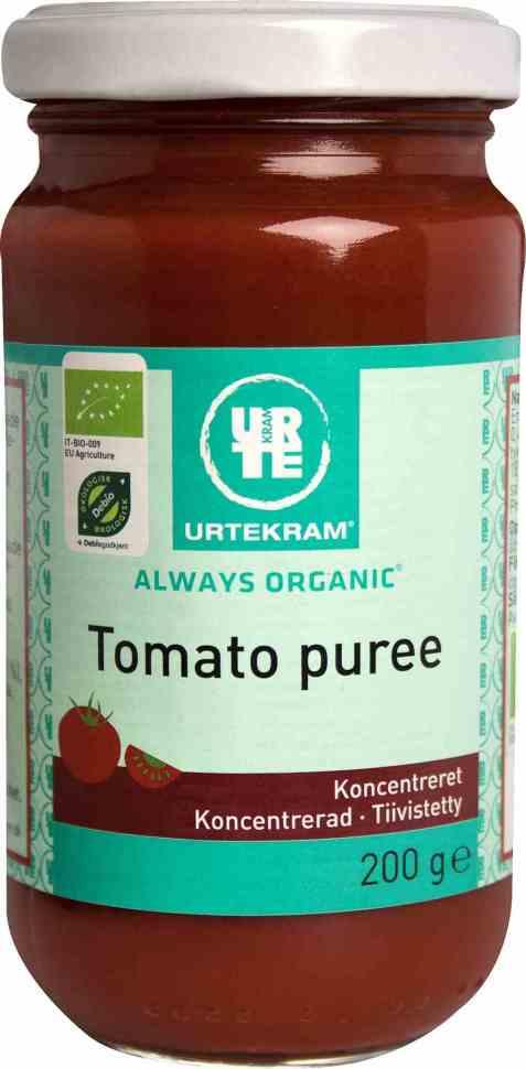 Bilde av Urtekram tomatpure konsentrert 200 gr.