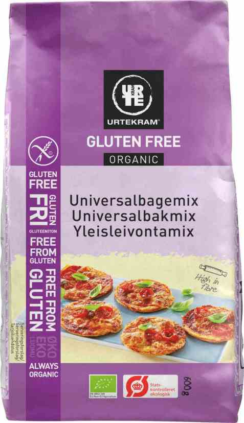 Bilde av Urtekram universal bakemix glutenfri.