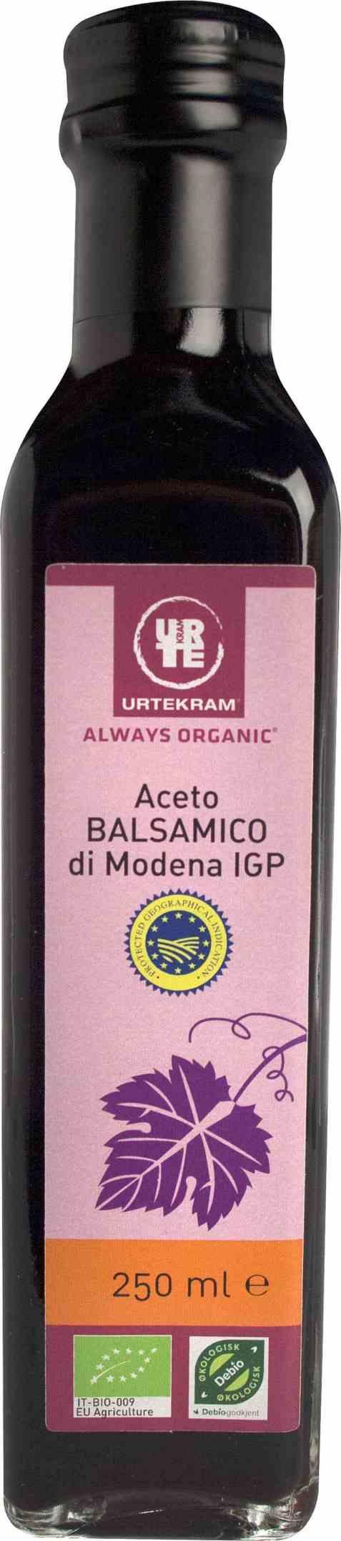 Bilde av Urtekram balsamicoeddik 250 ml.
