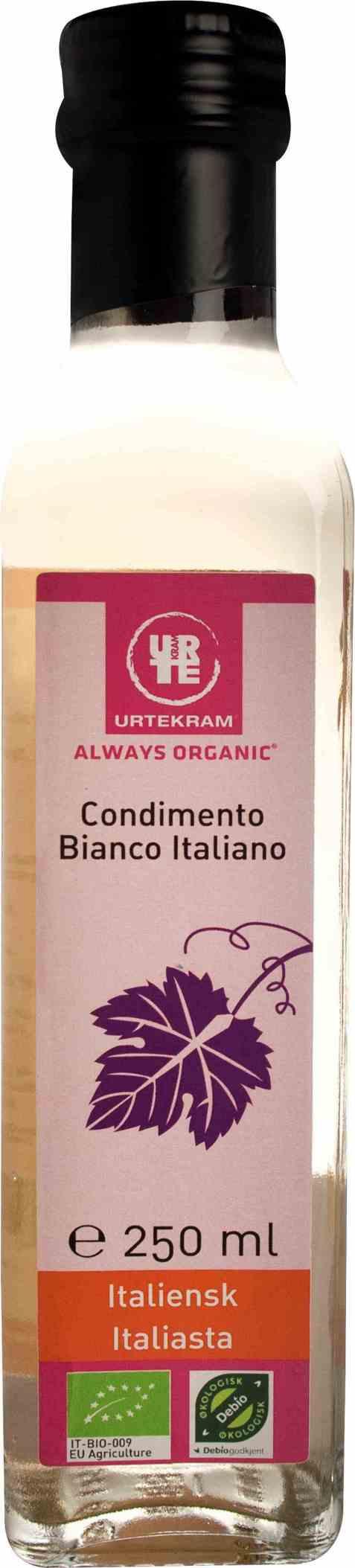 Bilde av Urtekram condimento bianco italiano 250 ml.