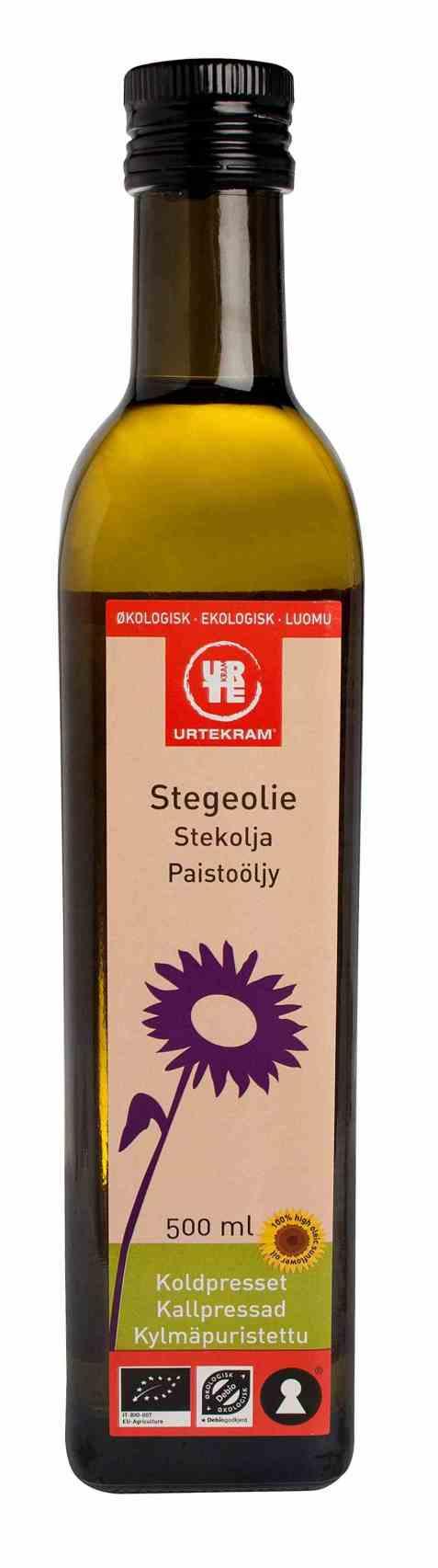 Bilde av Urtekram stekeolje 500 ml.