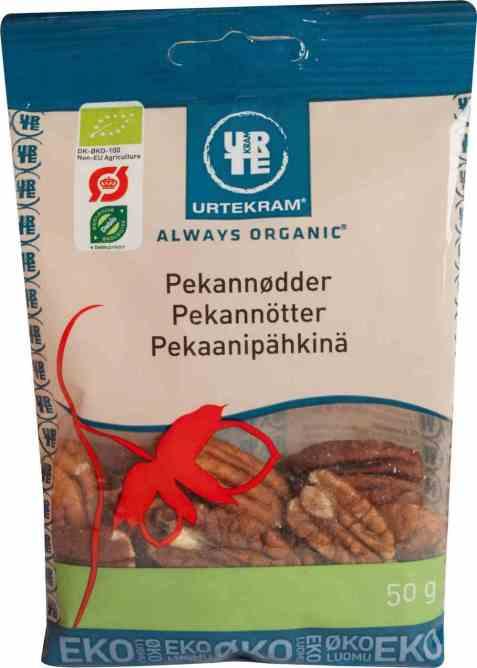 Bilde av Urtekram pekannøtter.