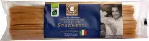 Bilde av Urtekram pasta spaghetti.