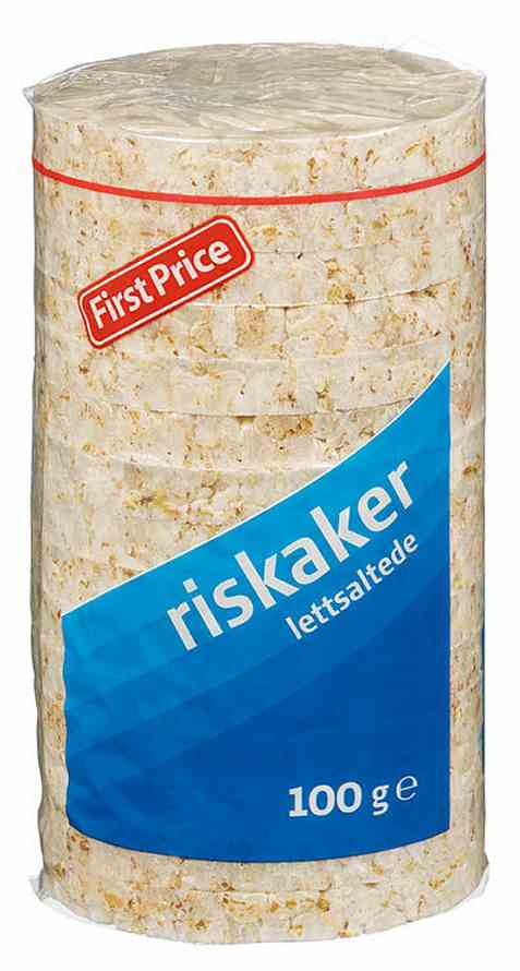 Bilde av First Price riskaker 100 gr.