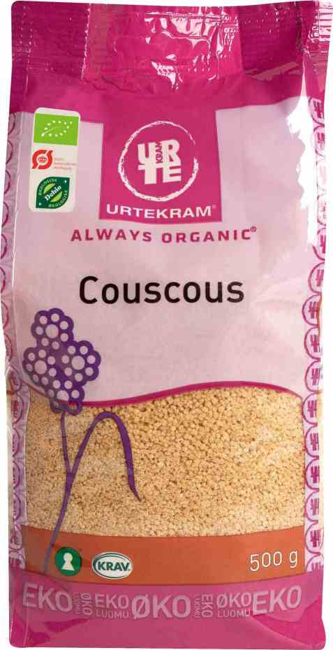 Bilde av Urtekram couscous.