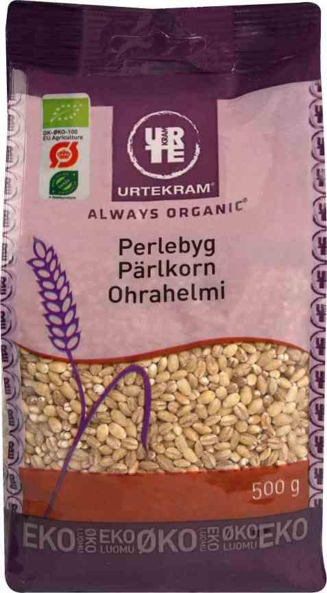Bilde av Urtekram perlebygg.