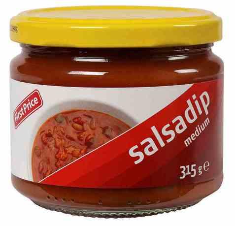 Bilde av First price salsa dip mexican.