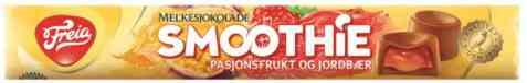 Bilde av Freia smoothie rull jordbær og pasjon.