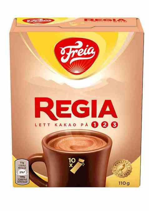 Bilde av Freia regia original lett kakao poser.