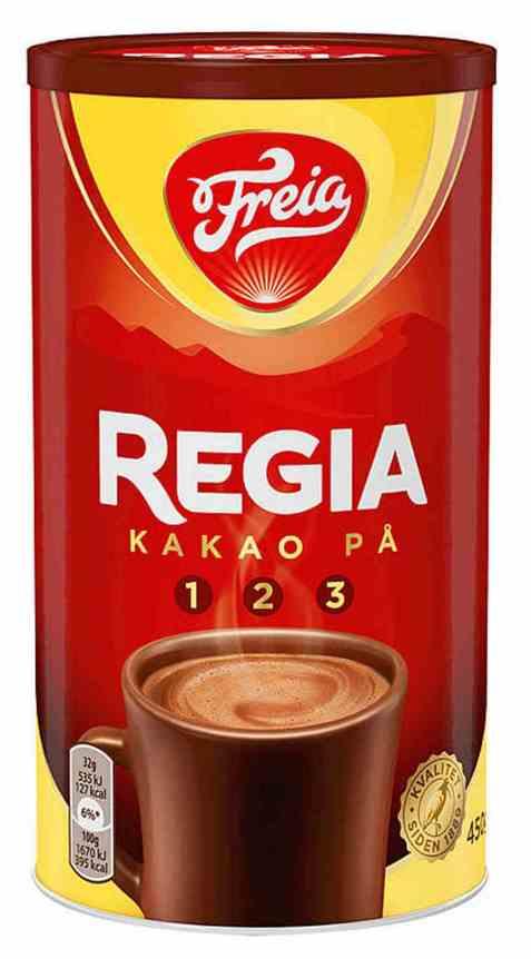 Bilde av Freia regia sjokoladedrikk i boks.