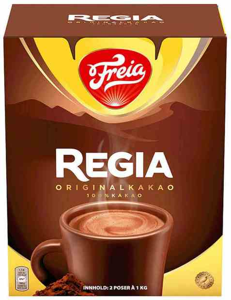 Bilde av Freia regia original kakao 1 kg.