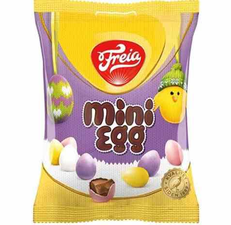 Bilde av Freia drasjerte sjokolade egg.