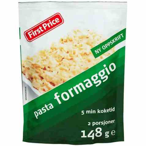 Bilde av First Price Pasta Formaggio.