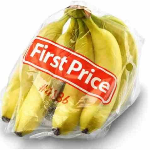 Bilde av First Price bananer.