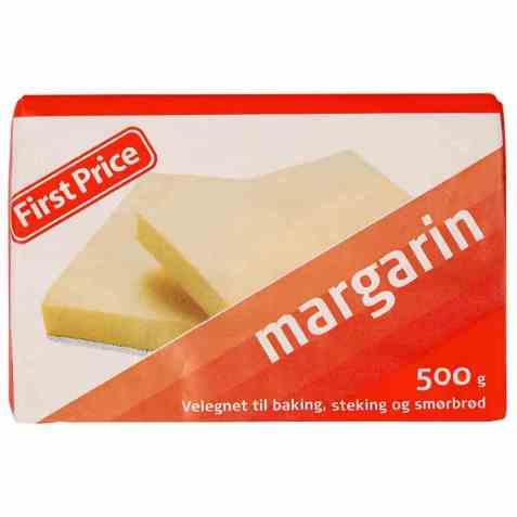 Bilde av First Price stekemargarin.