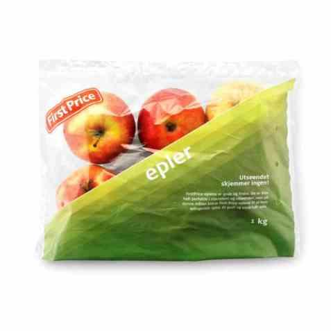 Bilde av First Price epler.