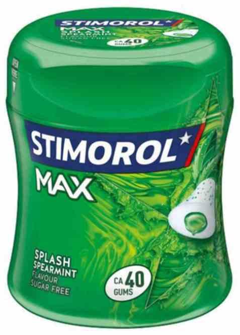 Bilde av Stimorol max spearmint 88 gr.