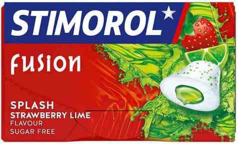 Bilde av Stimorol fusion strawberry lime.