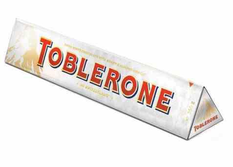 Bilde av Toblerone white.