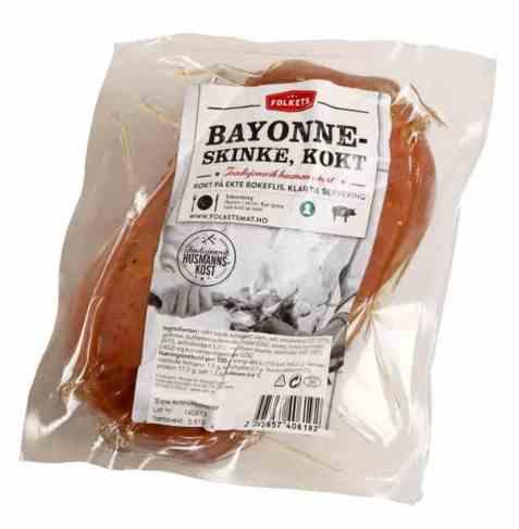 Bilde av Folkets bayonneskinke kokt 1 kg.