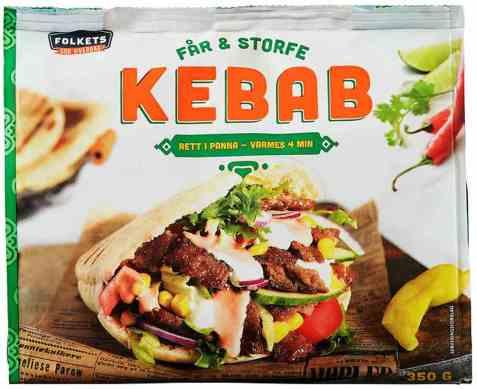 Bilde av Folkets kebab får og storfe.