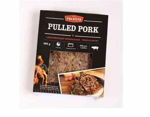Bilde av Folkets pulled pork.