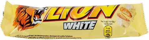 Bilde av Nestle Lion white 42 gr.
