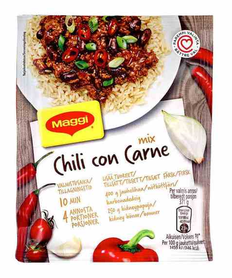 Bilde av Maggi chili con carne miks.