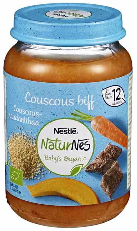 Bilde av Nestle couscous biff 12 mnd.