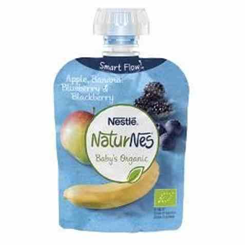 Bilde av Nestlé naturnes laksegryte 6 mnd.