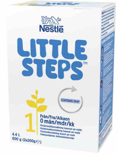 Bilde av Nestle little steps 1 fra 0 mnd.