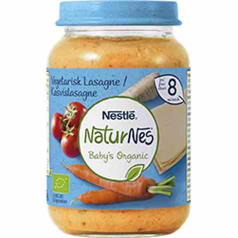 Bilde av Nestlé naturnes økologisk Vegetarisk Lasagne.